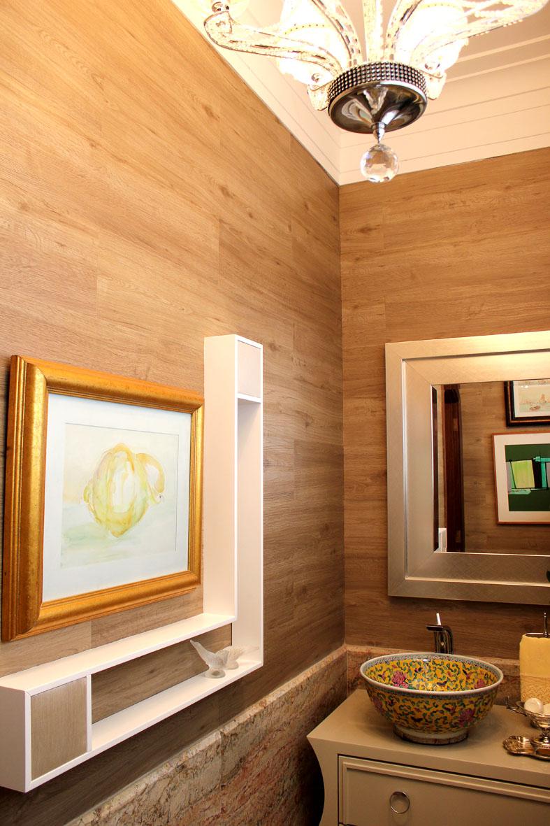 3 dicas para inovar com piso laminado ou vin lico blog - Vinilico para paredes ...