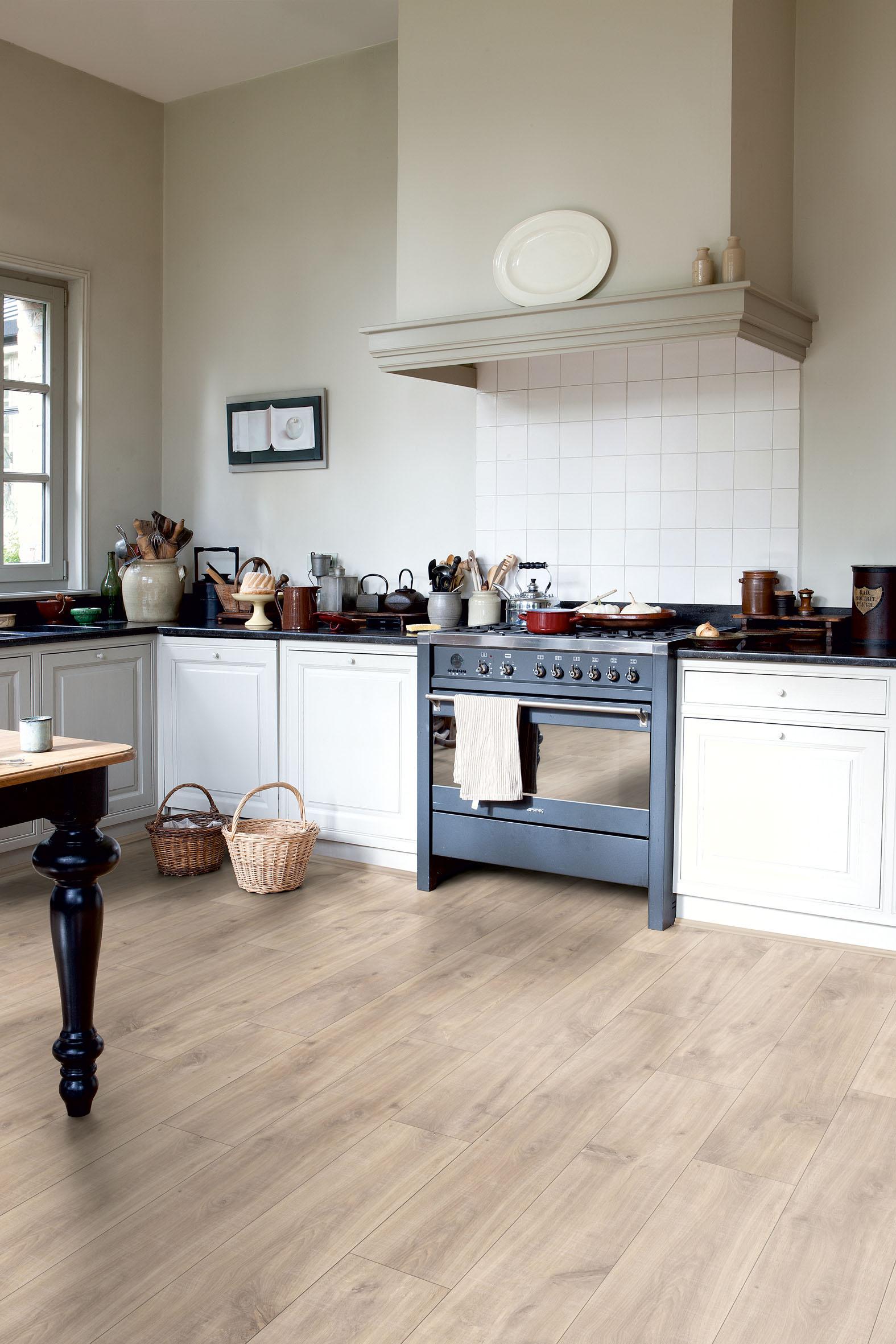 Piso Laminado Ou Vin Lico Na Cozinha Por Que N O Blog Decore