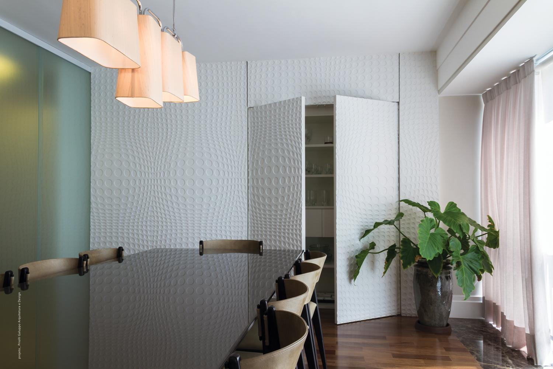 Revestimentos Cheios De Estilo Para A Sala De Jantar Blog Decore
